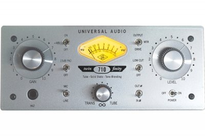 UNIVERSAL AUDIO 710 TWIN INFINITY