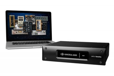UAD-2 Satellite Thunderbolt OCTO Core