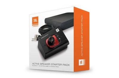 JBL PRO AUDIO ACTIVE STARTER PACK