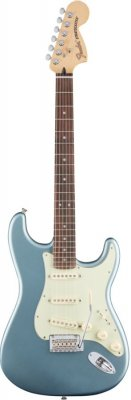 FENDER STRATOCASTER DELUXE ROADHOUSE MYSTIC ICE