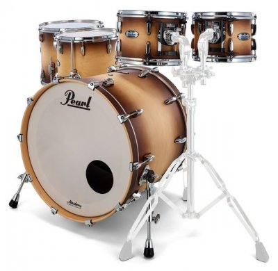 PEARL MCT925XEPC351 MASTER COMPLETE SHELL PACK NATURAL BURST