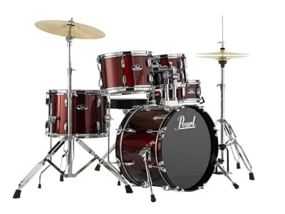 PEARL BATTERIA ROADSHOW RS525SCC91 RED WINE